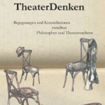 book cover illustration theatre studies